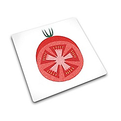 Joseph Joseph - Worktop Saver multi purpose board with tomato design