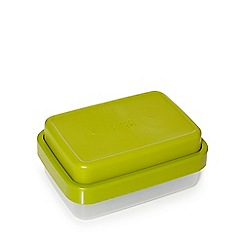 Joseph Joseph - GoEat space-saving lunch box in green