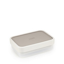 Joseph Joseph - GoEat space-saving lunch box in grey