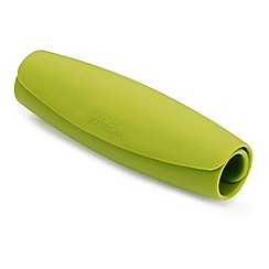 Joseph Joseph - 'Scroll' green silicone garlic peeler in green