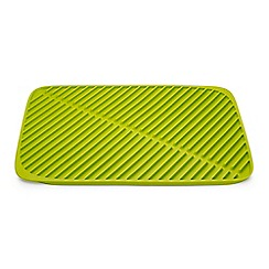 Joseph Joseph - Flume large folding draining mat in green