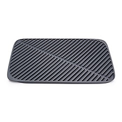 Joseph Joseph - Flume large folding draining mat in grey