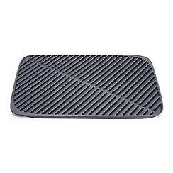 Joseph Joseph - Flume large folding draining mat in grey