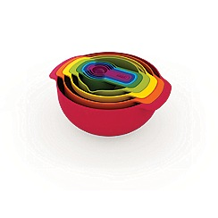 Joseph Joseph - Nest 9 plus food preparation