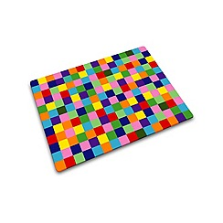 Joseph Joseph - Mosaic tutti frutti toughened glass worktop saver