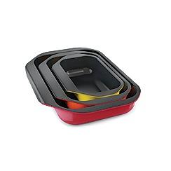 Joseph Joseph - Nest 3-piece oven dish set in multicolour