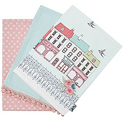 At home with Ashley Thomas - Set of three tea towels