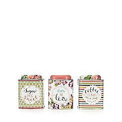 At home with Ashley Thomas - Pack of three assorted tins
