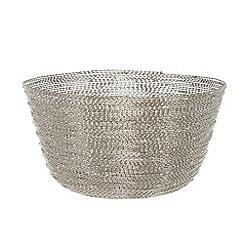 RJR.John Rocha - Designer silver wire small bowl