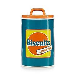Ben de Lisi Home - Designer ceramic 'Biscuit' jar