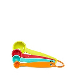 Ben de Lisi Home - Set of four measuring spoons