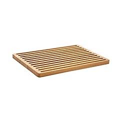 J by Jasper Conran - Designer oak bread board