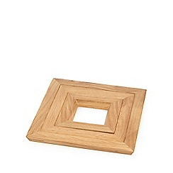 J by Jasper Conran - 3-in-1 nesting trivet set