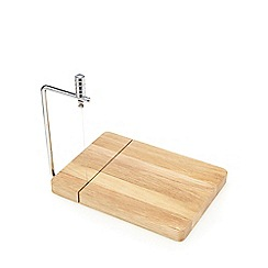 J by Jasper Conran - Wooden cheese cutter board