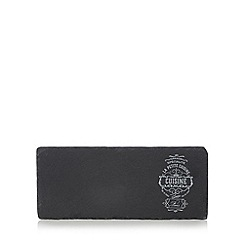 Debenhams - Slate rectangular serving board