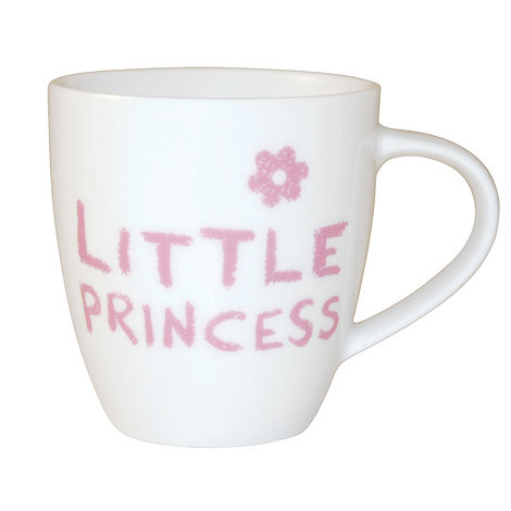 Jamie Oliver - White +Little Princess+ mug
