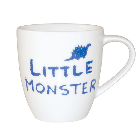 Jamie Oliver - White +Little monster+ mug