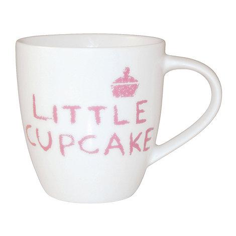 Jamie Oliver - White +Little cupcake+ mug