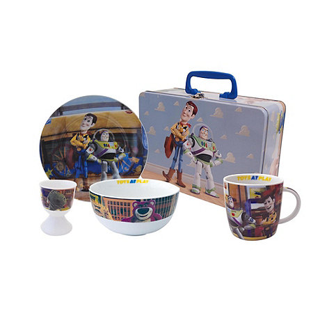 Queens - Disney Toy Story+ breakfast set