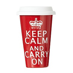Creative Tops - Keep Calm travel mug