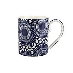 Denby - Blue 'Yasuko' mug