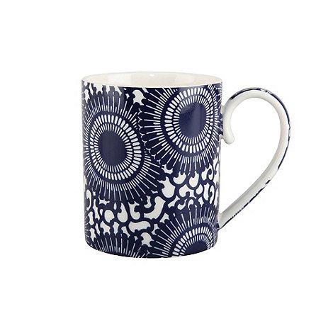 Denby - Blue +Yasuko+ mug