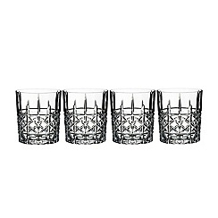 Marquis by Waterford - Set of 4 Brady tumblers