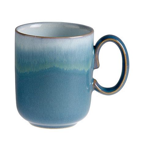 Denby - Blue Azure double dip mug