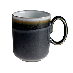 Denby - Grey Jet double dip mug