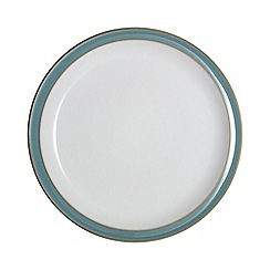 Denby - Glazed 'Azure' dinner plate