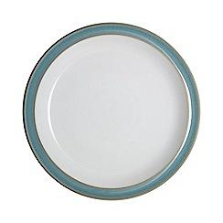Denby - Glazed 'Azure' dessert plate