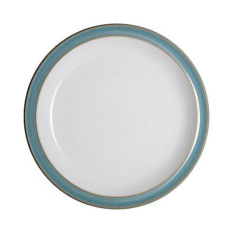 Denby - +Azure+ dessert plate