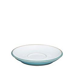 Denby - 'Azure' tea saucer