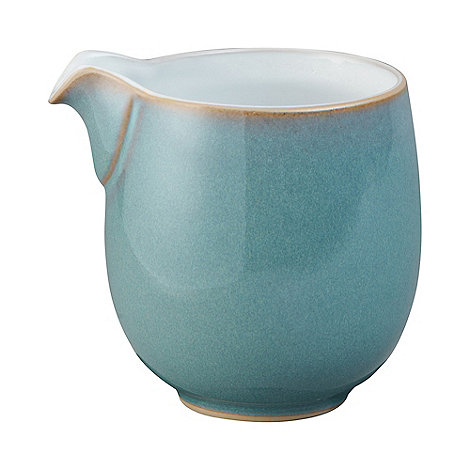 Denby - Glazed +Azure+ small jug