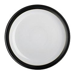 Denby - Jet black dessert plate