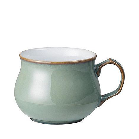 Denby - Glazed +Regency Green+ tea cup