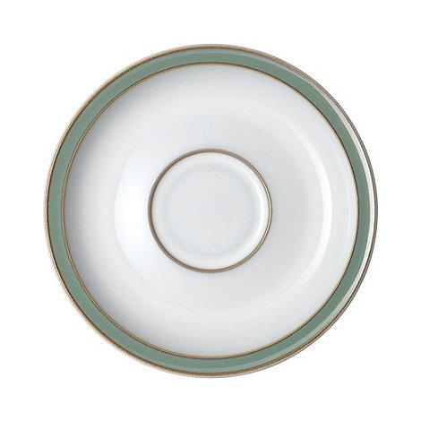 Denby - Regency green saucer
