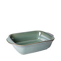 Denby - Regency green small oblong dish