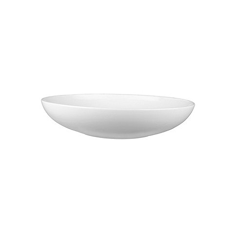 Denby - White Grace pasta bowl