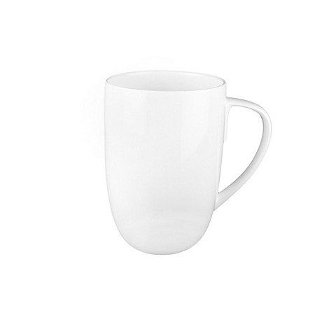 Denby - White Grace large mug