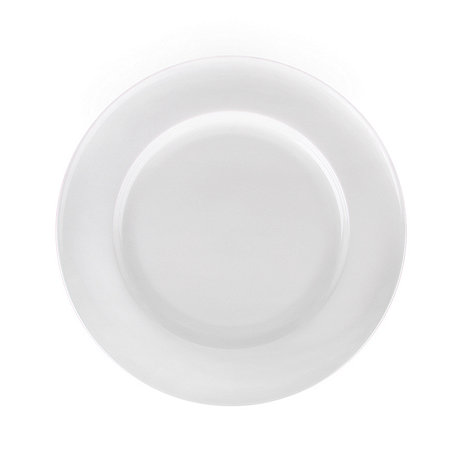Denby - White Grace dinner plate