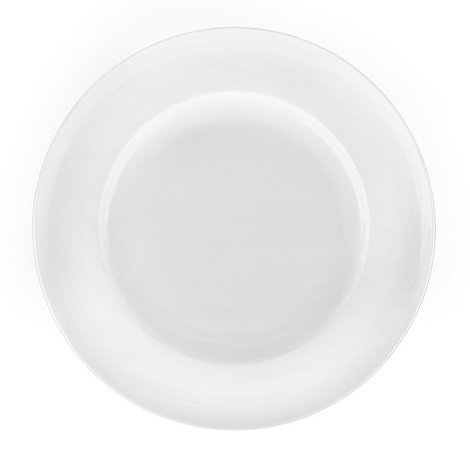 Denby - White Grace tea plate