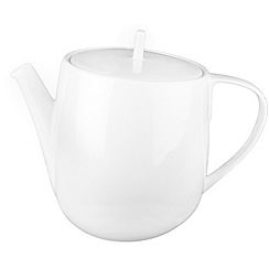 Denby - White Grace tea pot