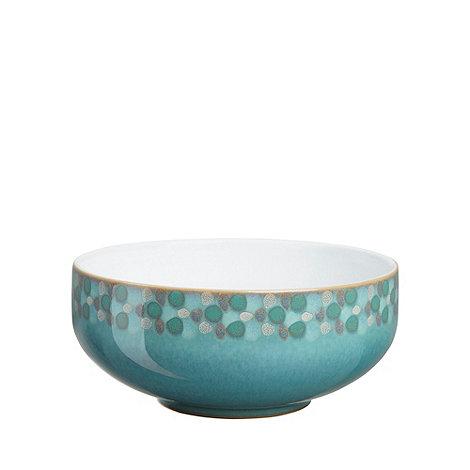 Denby - Azure shell cereal bowl