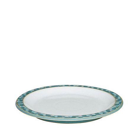 Denby - Azure shell dessert plate
