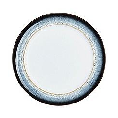 Denby - Halo rimmed dinner plate