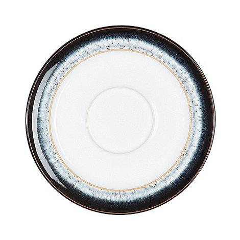 Denby - Halo rimmed tea saucer