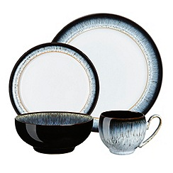Denby - Halo sixteen piece dinner Set