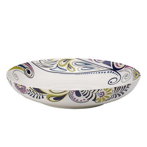 Denby - Monsoon cosmic pasta bowl