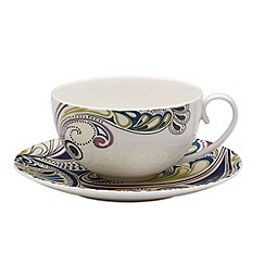 Denby - Monsoon cosmic tea cup